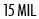 Capacidade - 15.000 Lts