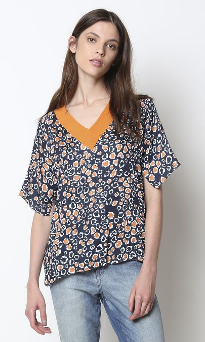 BLUSA ONCA FUNNY
