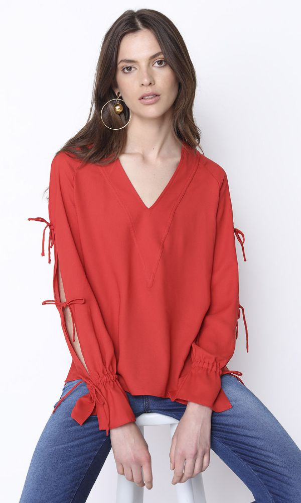 BLUSA DEC V STEPHANIE