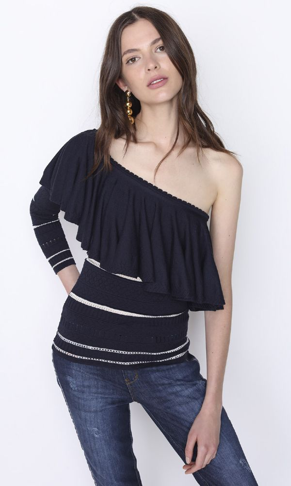 BLUSA  TRICOT ANABELLE
