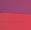 Couro Bicolor Pink Roxo