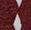 743 - Bordô Lurex Vermelho