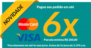 pagamento cartao 6x