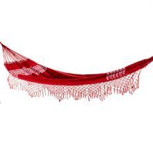 Rede de Dormir Pernambucana Vermelha