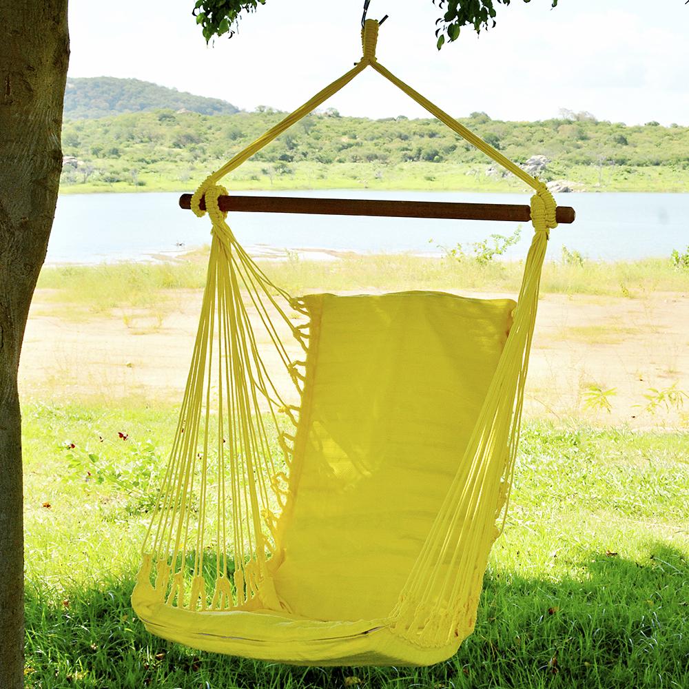 Rede de Cadeira Amarela