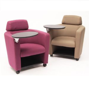 Poltrona para Ambiente Colaborativo - Club Chair