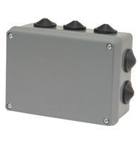 Caixa STECK 152x109x70mm C/EMBUTE IP54 - S309 - STECK