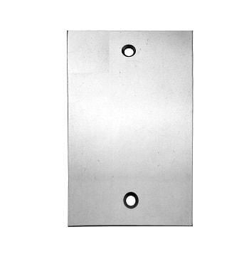 Placa Para Piso 4x2 Cega Inox Pi 42/00 Stamplac