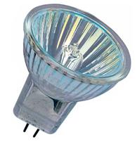 Lâmpada Dicróica 50W X 12V Branca Quente (Luz Amarela) 36 Graus - GU5.3 -  7000045 - Osram