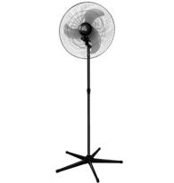 Ventilador Oscilante para Coluna  Bivolt Preto- 72/6412 - Venti-Delta