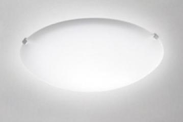 Plafon Redondo Ice 25cm para 1 lâmpada E27 presilha cristal 14480000 Startec