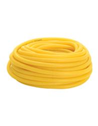 Eletroduto Corrugado Amarelo 1 - 10.114 RL - AMANCO
