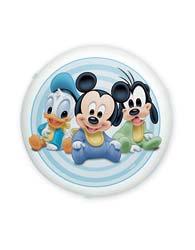 Plafon Licenciado Mickey Baby Sem Lampada - 21002010/145700000 - Startec
