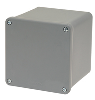 Caixa 100x100x100mm S/EMBUTE IP54 - S308 - STECK