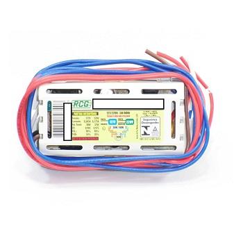 REATOR ELETRONICO PARA 1 LAMPADA FLUORESCENTE COMPACTA DE 4 PINOS DE 26W AF BIVOLT  - 89150 ? RCG