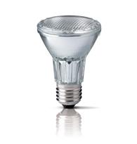 Lâmpada Par 20 50W X 220V Branca Quente (Luz Amarela) E27 25G - PAR20-50W 230-25 -Philips