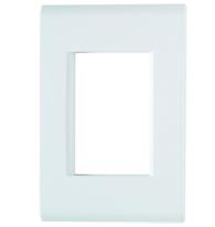 Placa 3 Postos  Liz 4 x 2 - 57106/007  - Tramontina