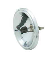 Lâmpada AR111 50W X 12V Branca Quente (Luz Amarela)  24 Graus - G53 - 02040034 - Flc