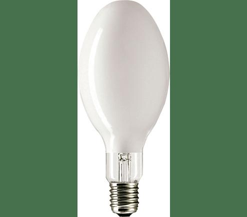 Lâmpada de Vapor de Mercúrio 125W E27 Ovoide 125V HPLN125W-IMP Philips