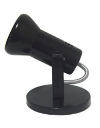 Spot Baulado Preto E27 Para 1 Lâmpada Ate 60w - Sp18171pt - Kin Light