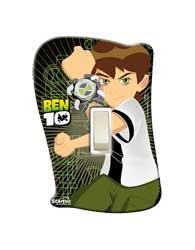 Placa Sem Interruptor Ben10 - 120900023 - Startec