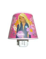 Luz Noturna Barbie 127V - 120700014/21000343 - Startec