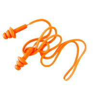Protetor Auditivo Plug Copolimero / Corda em PVC - 909 - Mavel