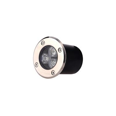 Spot Led de Embutir 3w Bivolt 6000k Ip 65 240 Lumens, Gaya
