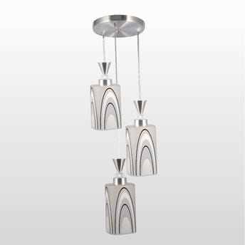 Pendente Arcos para 3 Lâmpadas E27 PD1646/3 Kin Light