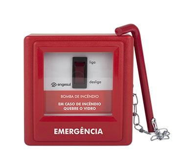 Acionador Manual Aciona Bomba IP20 4612005 Engesul