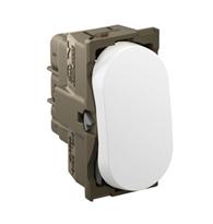 Módulo Interruptor Simples Com Borne Automático 10A 250V  - 663015 - Pial Legrand Nereya
