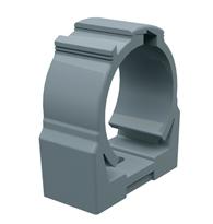 Abraçadeira Para Eletroduto Pvc de 3/4 Cinza - 36005548 - Tigre