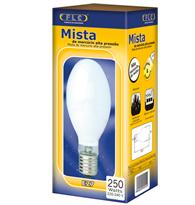 Lâmpada Mista 250W X 220V Branca Quente (Luz Amarela) - E27 - 03040020 - FLC