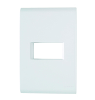 Placa 1 Posto Horizontal Liz 4 x 2 - 57106/204 - Tramontina