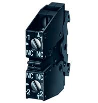 Elemento Contato para Linha 3SB34 1NA 1NF - 3SB34 00-OA - Siemens