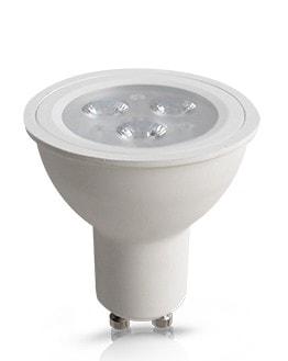 Lâmpada Led Dicróica Gu10 3w 38g 6500k Branca Fria Bivolt 250 Lúmens 20070 Ourolux