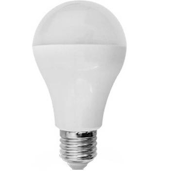 Lâmpada led bulbo 4W 2700K Luz Branca Amarelada Bivolt 03126 Ourolux