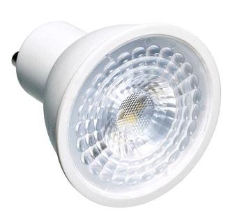 Lampada Led Dicroica GU10 5W 6000K Bivolt Branca Fria  LTFLGU106000K B.BAUER