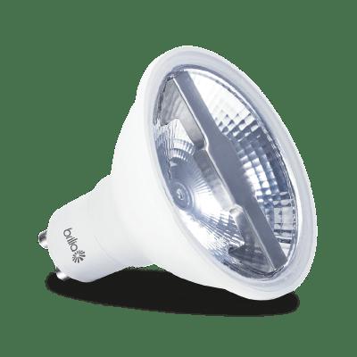 Lâmpada Led AR70 Refletora Dimerizável 6W GU10 2700K Luz Branca Amarelada 127V 285 Lúmens 434291 Brilia