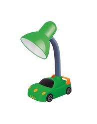 Luminária de Mesa Carros Para 1 Lâmpada E27 - Verde - LMB501VD - Kin Light