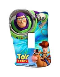 Placa Sem Interruptor Toy Story - 120900029 - Startec