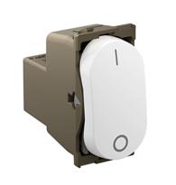 Módulo Interruptor Simples Bipolar 10A 250V - 663005 - Pial Legrand Nereya