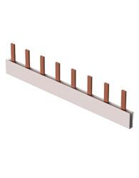 Barramento Monofasico Para 12 Disjuntor DIN - S1F210B - STECK