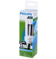 Lâmpada Eletrônica Eco Home Mini Tripla 23W X 220V Branca Fria (Luz Branca) E27 PLD23W220ECOSTK  PHILIPS