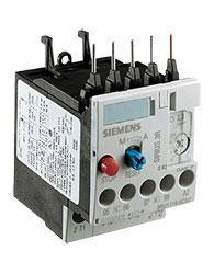 Relé Sobrecarga 3ru11 4.5 a 6.3 S00 - 3ru11161gb0 - Siemens