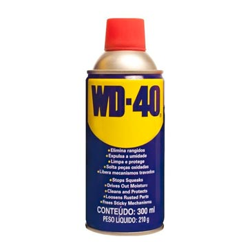 Spray Lubrificante WD-40 - 300 ml - WD