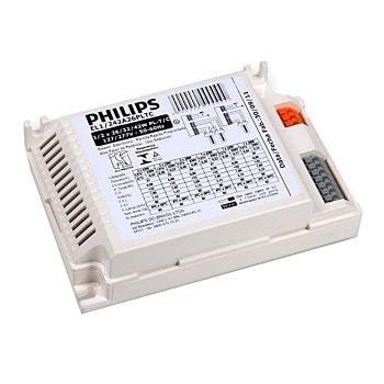 Reator Eletrônico 1 Ou 2x 26/32/42w - Bivolt - Para Lâmpada Fluorescente Alto Fator de Potência - El1/242a26plt-c - Philips