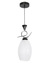Pendente Com Canopla Redonda Para 1 Lâmpada E27 - Roma - Kin Light