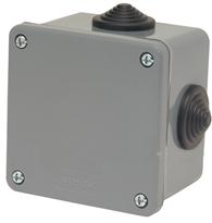 Caixa 80x80x60mmS/EMBUTE IP54 - S105 - STECK