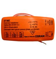 Transformador Eletrônico 10/50W- 220V Para Lâmpadas Halógenas Dimerizável  - 7005323 - Osram